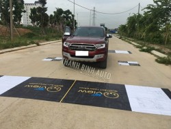 CAMERA 360 OVIEW cho FORD EVEREST 2017