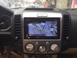 FORD EVEREST 2013 lắp DVD Android và camera 360