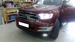 Video Body mẫu F8 cho FORD EVEREST 2016