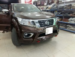 Video Lắp body Nissan Navara 2017 THANHBINHAUTO