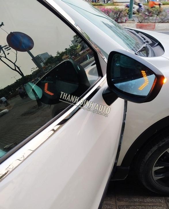 Mặt Gương 4 Trong 1 Xe Mazda CX5 2019 135501 Tại